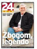 24 Sata Magazine [Croatia] (March 2008)