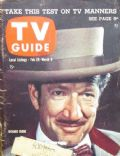 TV Guide Magazine [United States] (28 February 1959)