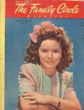 Shirley Temple on the cover of Family Circle (United States) - January 1945