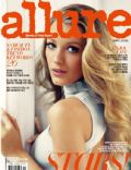 Blake Lively on the cover of Allure (South Korea) - February 2011