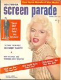 Jayne Mansfield on the cover of Hollywood Screen Parade (United States) - September 1957