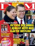 Svensk Damtidning Magazine [Sweden] (24 March 2011)