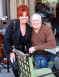 Terry Bradshaw and Charlotte Hopkins