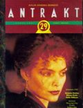 Michelle Pfeiffer on the cover of Antrakt (Turkey) - February 1994