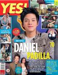 Daniel Padilla, Kathryn Bernardo, Lucy Torres, Richard Gomez on the cover of Yes (Philippines) - August 2013