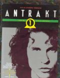 Jim Morrison on the cover of Antrakt (Turkey) - October 1991