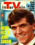 Jerry Adriani on the cover of Intervalo (Brazil) - January 1967