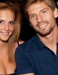 Adrien Silva and Margarida Neuparth