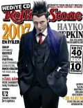 Hayko Cepkin on the cover of Rolling Stone (Turkey) - December 2007