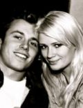 Kenny Wormald and Lauren Bennett