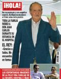 Hola! Magazine [Spain] (19 May 2010)