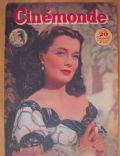 Cinemonde Magazine [France] (7 September 1948)