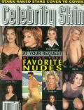 Brigitte Nielsen, Brooke Shields, Jacqueline Bisset, Laura Dern, Mariel Hemingway, Mimi Rogers, Rachel Hunter, Rosanna Arquette, Sean Young on the cover of Celebrity Skin (United States) - January 1997