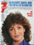 Télé 7 Jours Magazine [France] (13 May 1989)