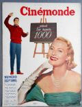 Cinemonde Magazine [France] (2 October 1953)