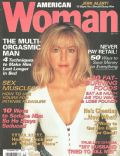 Heather Locklear on the cover of American Woman (United States) - November 1996