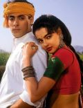 Salman Khan and Mamta Kulkarni