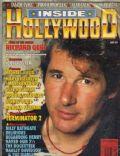 Inside Hollywood Magazine [United States] (August 1991)