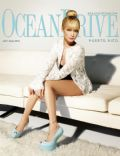 Nicole Richie on the cover of Ocean Drive (Puerto Rico) - April 2012