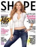 Ivanka Trump on the cover of Shape (Malaysia) - July 2014
