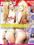 Jesica Cirio, Jessica Cirio, Sabrina Rojas on the cover of Paparazzi (Argentina) - September 2006