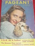 Donna Reed on the cover of Pageant (United States) - October 1946