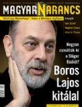 Magyar Narancs Magazine [Hungary] (3 December 2009)