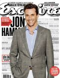 John Hamm on the cover of Esquire (Turkey) - September 2012