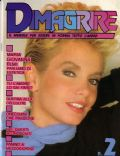 Dimagrire Magazine [Italy] (April 1985)