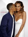 Shad Moss and Erica Mena