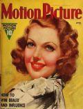 Motion Picture Magazine [United States] (April 1938)