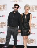 Fred Durst and Ksenia Beryazina