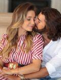 Luciana Abreu and Daniel Souza