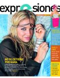 Expresiones Magazine [Ecuador] (11 January 2012)