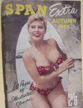 Span Extra Magazine [United Kingdom] (September 1958)