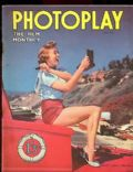 Janet Leigh on the cover of Photoplay (United Kingdom) - July 1952