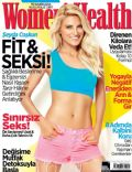 Seyda Coskun on the cover of Womens Health (Turkey) - July 2014