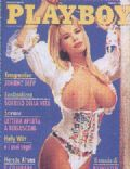 Holly Witt on the cover of Playboy (Italy) - February 1996