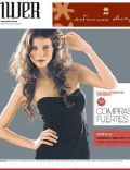 Jimena Buttigliengo on the cover of Mujer (Argentina) - July 2006