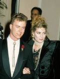 Kelly McGillis and Barry Tubb