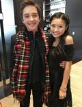 Ashley Liao and Michael Campion