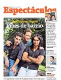 Gonzalo Heredia, Nicolás Cabré, Nicolás Vázquez on the cover of Clarin (Argentina) - December 2013