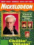 Jim Carrey on the cover of Nickelodeon (United States) - December 2004