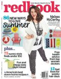 Melissa McCarthy on the cover of Redbook (United States) - July 2014