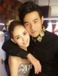 Jay Chou and Hannah Quinlivan