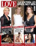 LOVE Magazine [Spain] (11 January 2012)