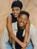 Nia Long and Will Smith