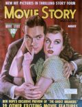 Movie Story Magazine [United States] (August 1940)