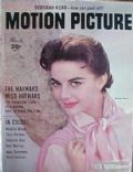 Natalie Wood on the cover of Motion Picture (United States) - June 1957