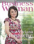 on the cover of Business Woman (Romania) - May 2013